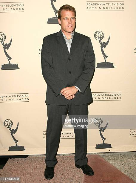 Mark Valley during Academy of Television Arts Sciences An Evening with Boston Legal at Leonard H Goldenson Theater in North Hollywood California...