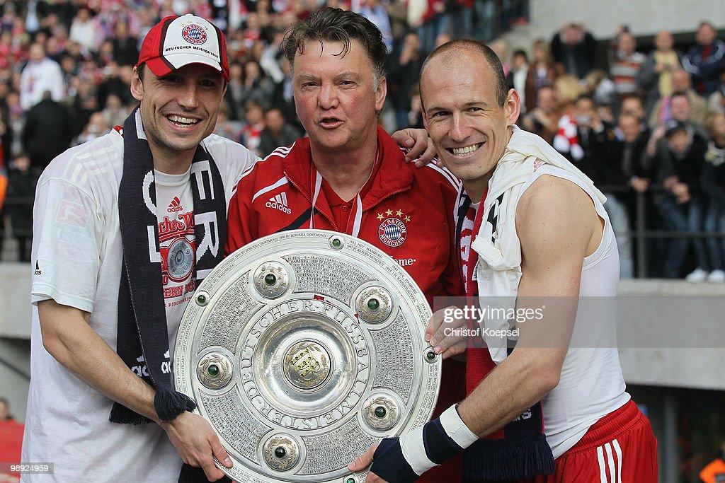Hertha BSC Berlin v Bayern Muenchen - Bundesliga : ニュース写真