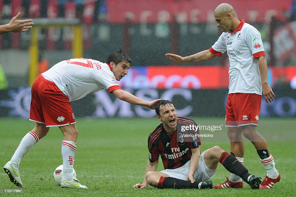 AC Milan v AS Bari - Serie A