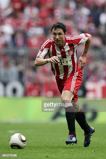 Mark van Bommel of Munich