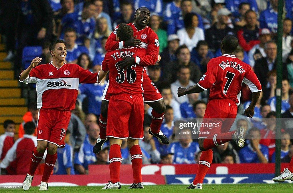Birmingham City v Middlesbrough : News Photo