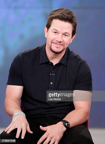 THE VIEW Mark Wahlberg and Actors Omari Hardwick and Naturi Naughton are the guests Friday June 26 2015 on ABC's 'The View' 'The View' airs...