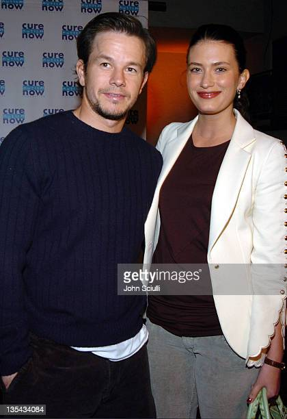 Mark Wahlberg and Rhea Durham during Cure Autism Now Celebrates Third Annual Acts of Love Arrivals at Coronet Theatre in Los Angeles California...
