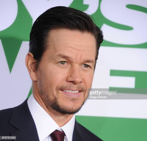 Mark Wahlberg arrives at the premiere of Paramount Pictures' 'Daddy's Home 2' at Regency Village Theatre on November 5 2017 in Westwood California