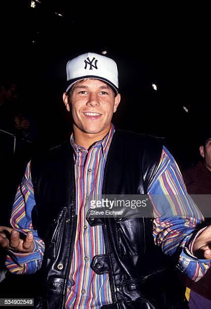 Mark Wahlberg at Club USA New York May 20 1993