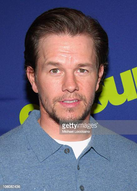 Mark Wahlberg CoExecutive Producer during Entourage Season Three New York Premiere Arrivals at Skirball Center for the Performing Arts at NYU in New...