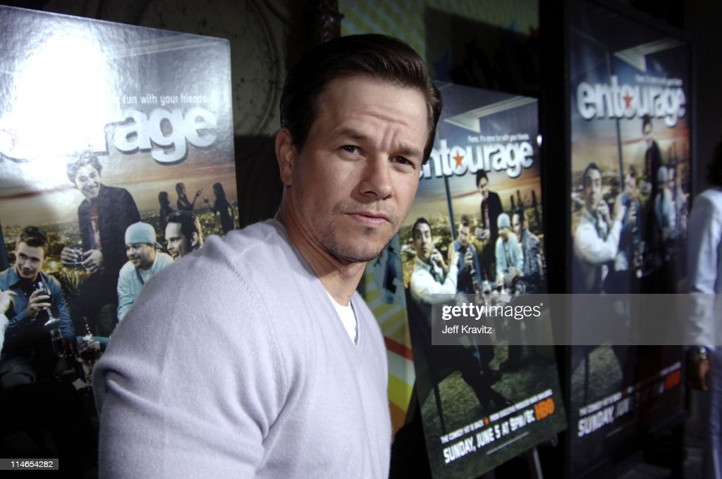 """Entourage"" Season Two Los Angeles Premiere - Arrivals"