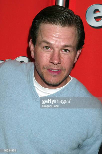 Mark Wahlberg during HBO's 'Entourage' Season 2 New York City Premiere at The Tent at Lincoln Center Damrosch Park in New York City New York United...