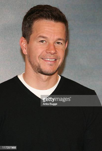 Mark Wahlberg during Shooter Berlin Press Conference at The Ritz Carlton Berlin in Berlin Berlin Germany