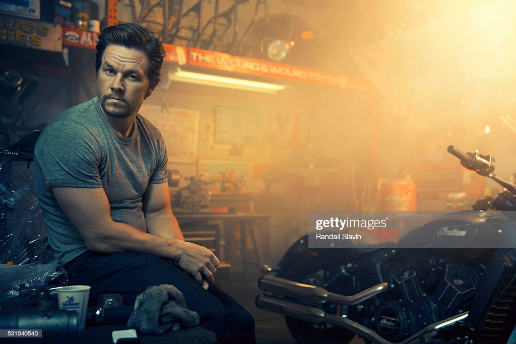 Mark Wahlberg, Ad Week, March 14, 2016