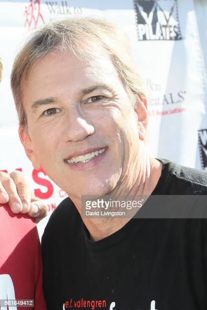 Mark Wallengren attends Nanci Ryder's Team Nanci at the 15th Annual LA County Walk to Defeat ALS at the Exposition Park on October 15 2017 in Los...