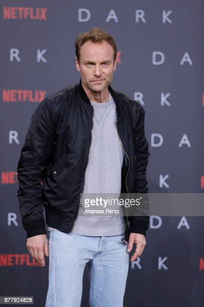 Mark Waschke attends the premiere of the first German Netflix series 'Dark' at Zoo Palast on November 20 2017 in Berlin Germany