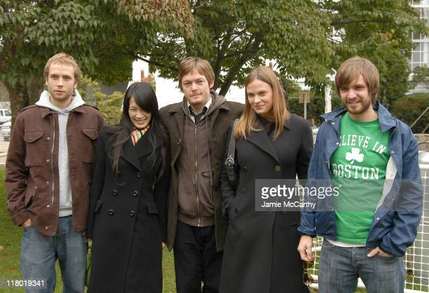 Mark Webber, Eugenia Yuan, Norman Reedus, Vinessa Shaw, Aaron Stanford