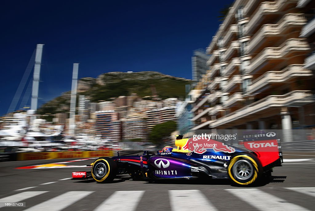 F1 Grand Prix of Monaco - Qualifying : ニュース写真