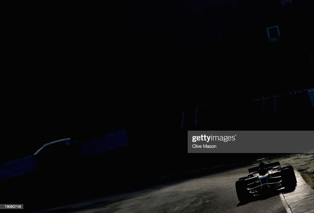F1 Testing In Jerez - Day Two : News Photo