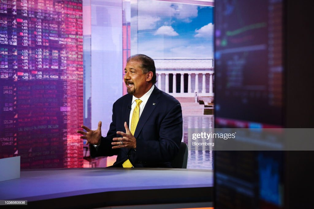 Ernst & Young LLP Chairman And Chief Executive Officer Mark Weinberger Interview