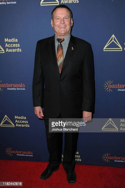 Mark Whitley attends the 40th Annual Media Access Awards In Partnership With Easterseals at The Beverly Hilton Hotel on November 14, 2019 in Beverly...