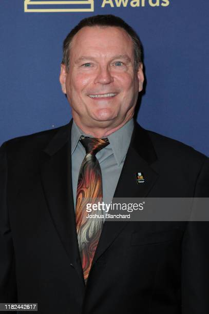 Mark Whitley attends the 40th Annual Media Access Awards In Partnership With Easterseals at The Beverly Hilton Hotel on November 14 2019 in Beverly...