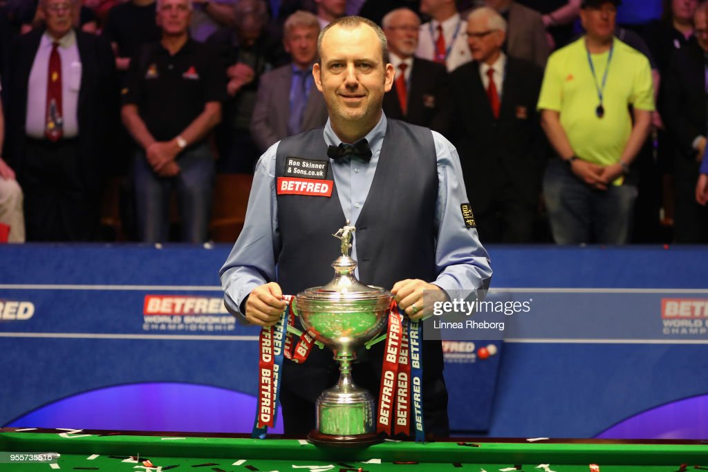 World Snooker Championship - Day Seventeen : News Photo