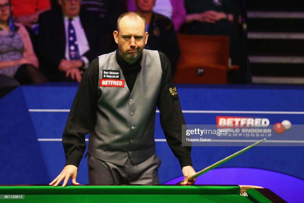 World Snooker Championship - Day Five : News Photo