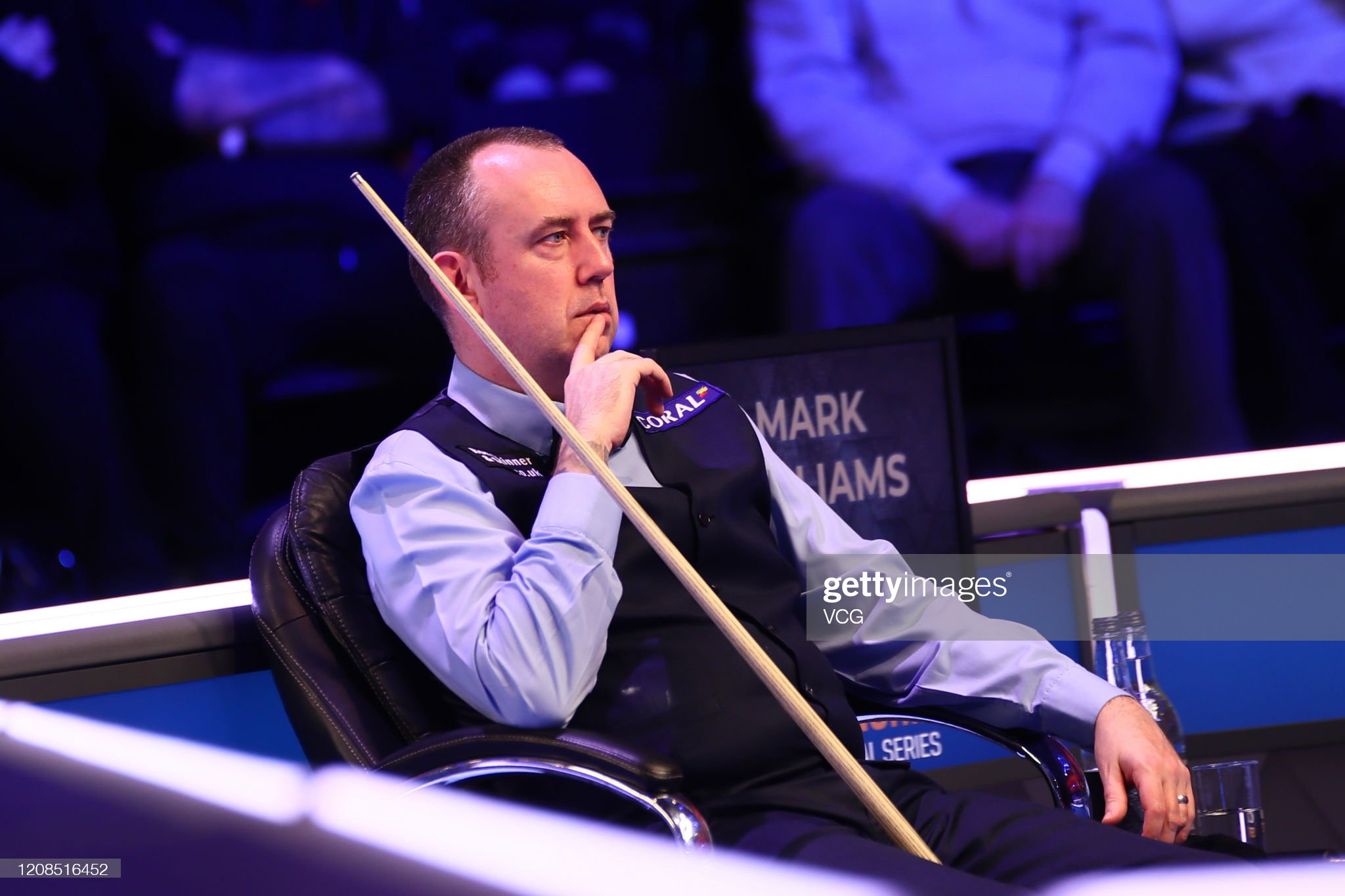 Mark Williams Blasts The Rocket . . . And Labels Ronnie O'Sullivan Disrespectful To Snooker's Young Guns
