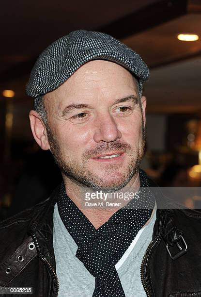 Mark Womack attends the screening of 'Route Irish' at The Curzon Mayfair on March 14 2011 in London England
