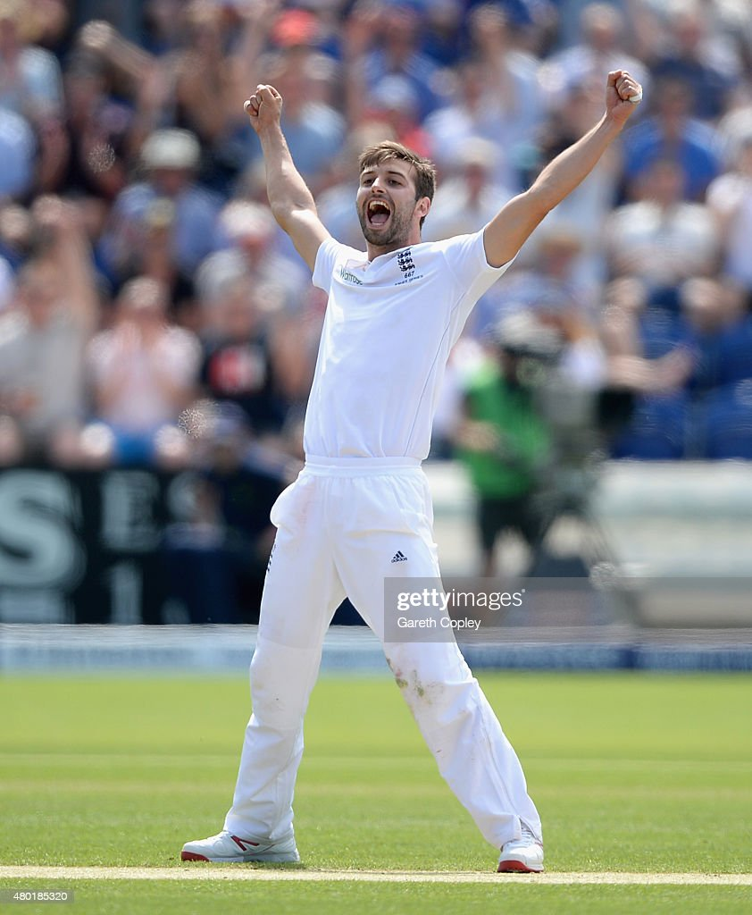 England v Australia: 1st Investec Ashes Test - Day Three