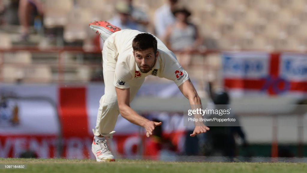 West Indies v England - 3rd Test: Day Two : News Photo