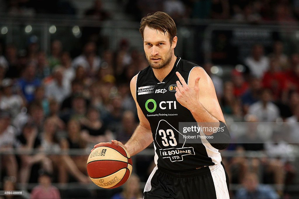 NBL Rd 7 - Melbourne v Perth : News Photo