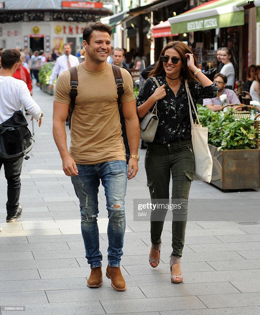 London Celebrity Sightings -  September 07, 2016