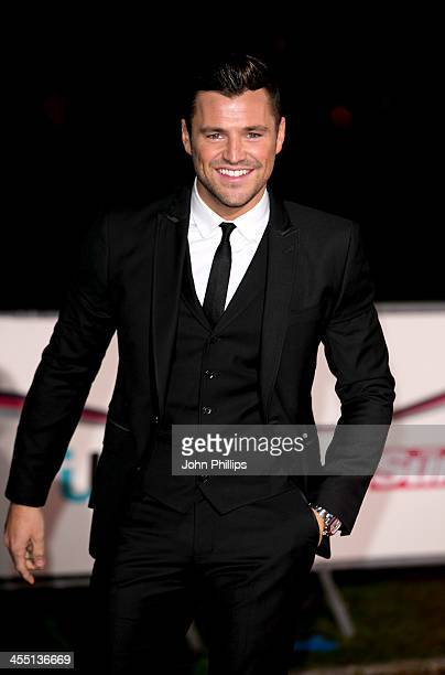 Mark Wright attends The Sun Military Awards at National Maritime Museum on December 11, 2013 in London, England.