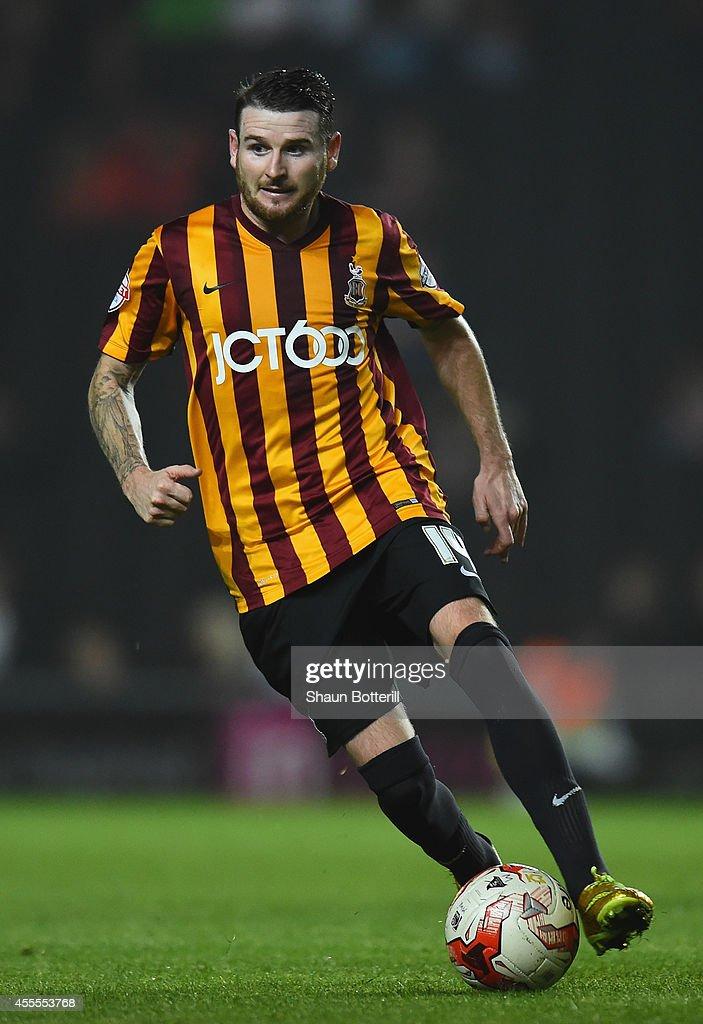 MK Dons v Bradford City - Sky Bet League One