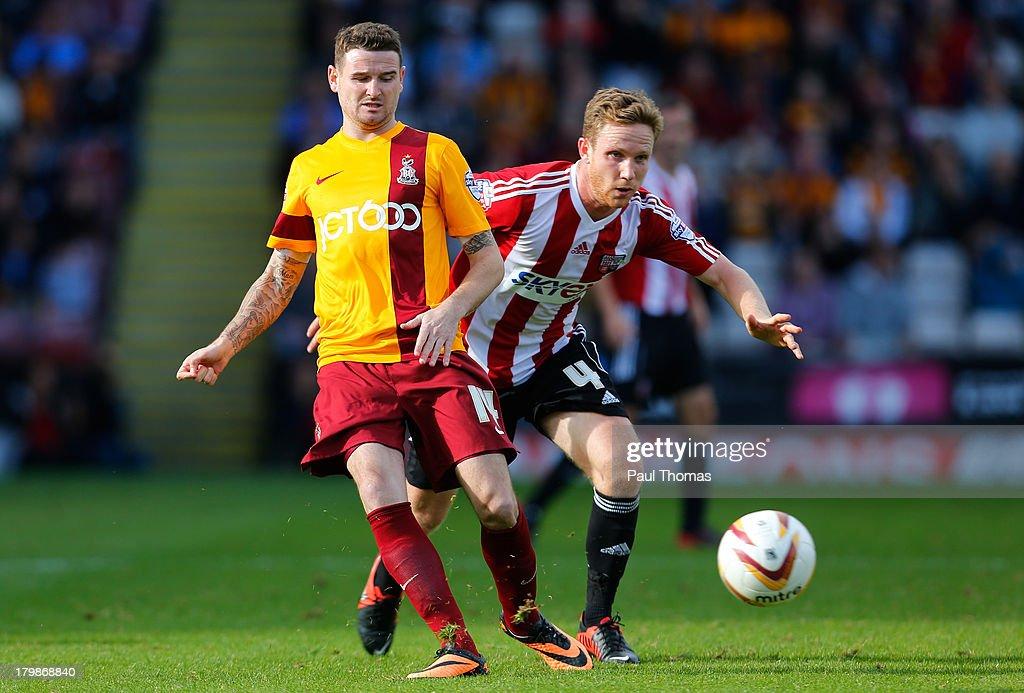 Bradford City v Brentford - Sky Bet League One
