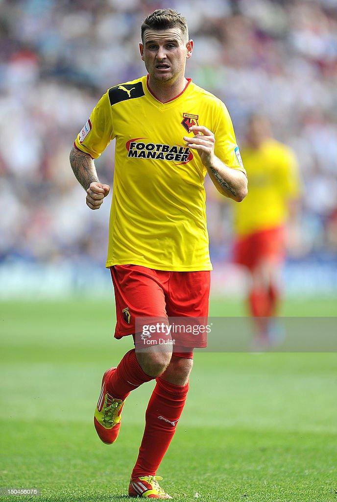 Crystal Palace v Watford - npower Championship