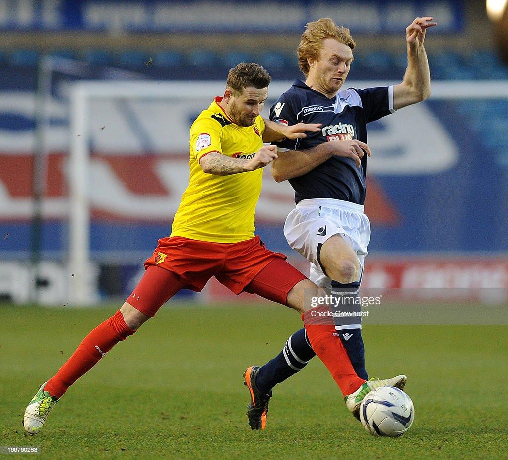 Millwall v Watford - npower Championship