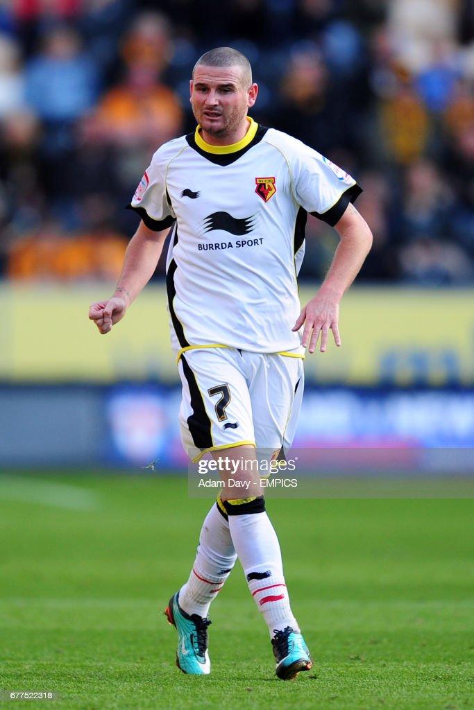 Soccer - npower Football League Championship - Hull City v Watford - KC Stadium : News Photo
