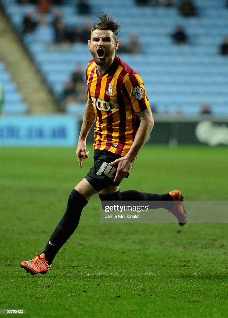 Coventry City v Bradford City - Sky Bet League One