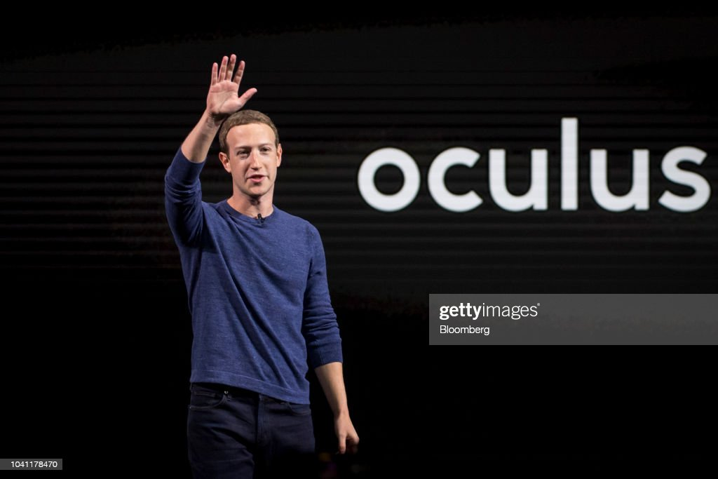 Inside The Oculus Connect Event : News Photo
