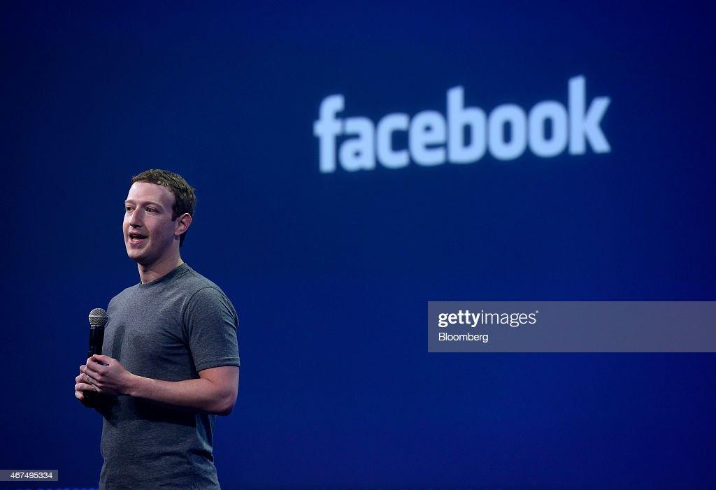 Inside The F8 Facebook Developers Conference : ニュース写真