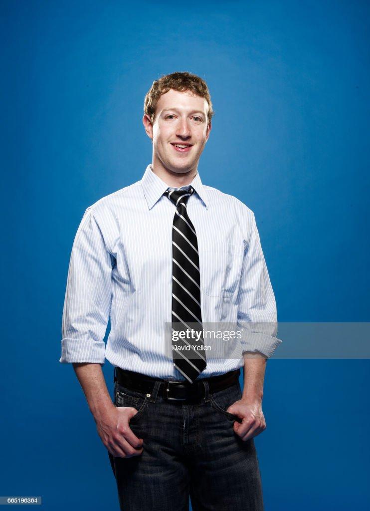 Mark Zuckerberg : News Photo