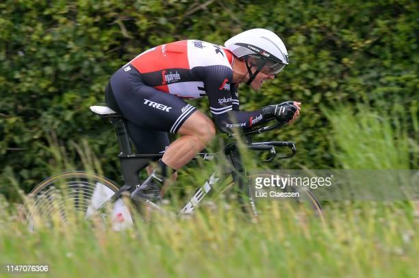 Markel Irizar Aranburu of Spain and Team Trek - Segafredo / during the 73rd Tour de Romandie 2019, Stage 5 a 16,9km Individual Time Trial from Genève...