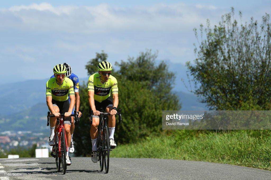 39th Clasica Ciclista San Sebastian 2019 - Markel Irizar Photo Session : News Photo