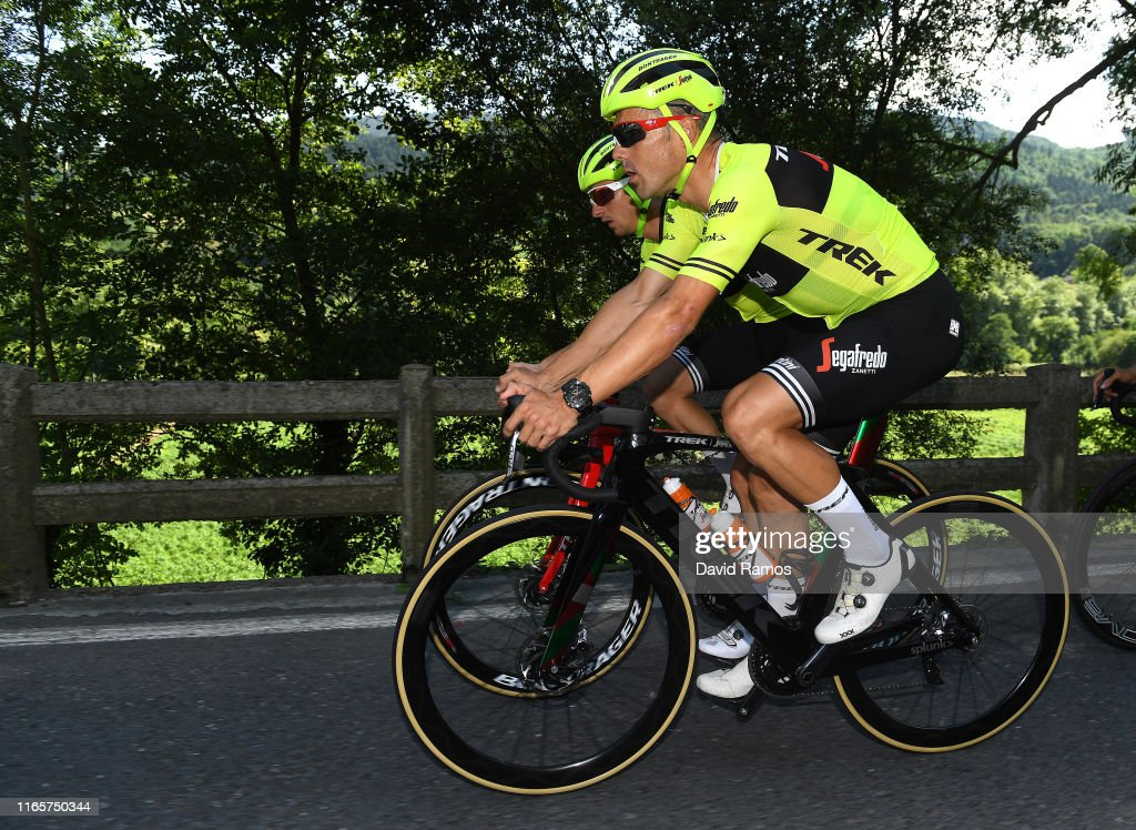 39th Clasica Ciclista San Sebastian 2019 - Markel Irizar Photo Session : ニュース写真