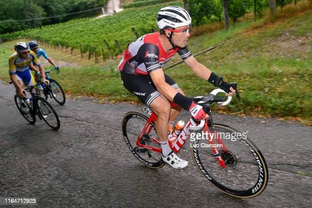 Markel Irizar of Spain and Team Trek-Segafredo / during the 2nd Adriatica Ionica Race 2019, Stage 5 a 135,5km stage from Cormòns to Triestre /...