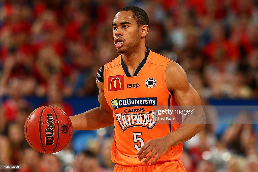 NBL Rd 7 - Perth v Cairns : News Photo
