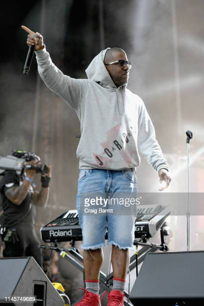 Markell Riley performs onstage at SOMETHING IN THE WATER Day 3 on April 28 2019 in Virginia Beach City