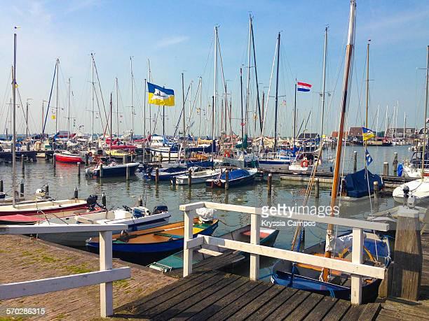 Marken Marina, North Holland, Netherlands