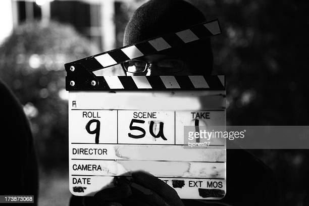 marker - clapboard stock pictures, royalty-free photos & images