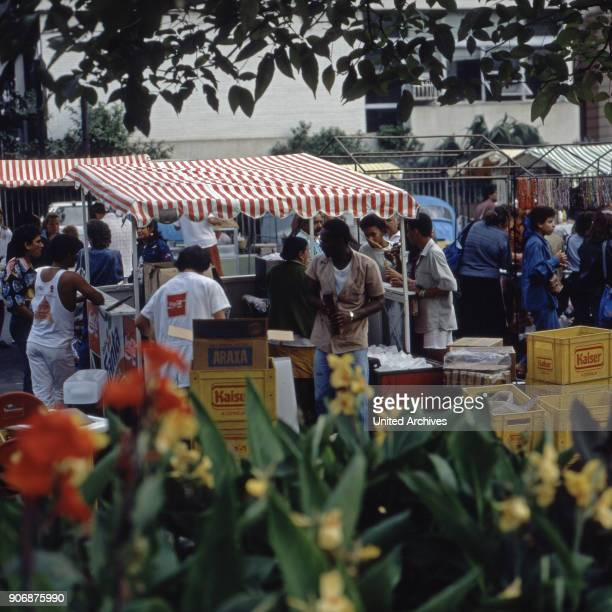 Market at a small Brazilian town Brazil early 1990s