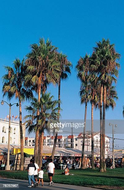 Market at Venice Beach , California , USA